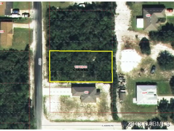 Land for Sale, ListingId:23310491, location: 0 6th Ave Deland 32724