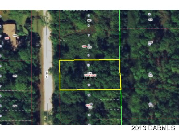 Land for Sale, ListingId:23310488, location: 0 11th Ave Deland 32724