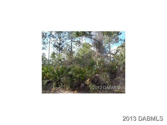 Land for Sale, ListingId:24122050, location: Palm Coast 32164