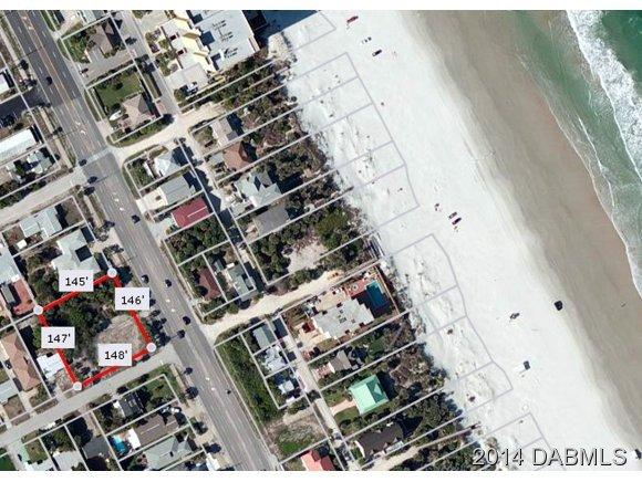 Land for Sale, ListingId:25089425, location: 1808 Atlantic Ave S New Smyrna Beach 32169