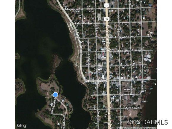 22 Lake Shore Dr, Crescent City, FL 32112