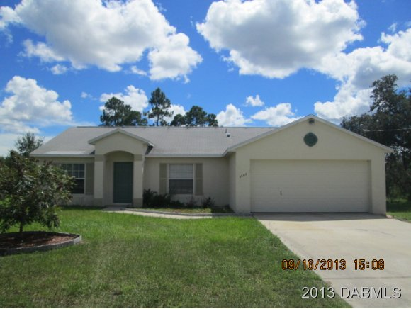 Rental Homes for Rent, ListingId:25335679, location: 2667 Arcadia St Deltona 32738