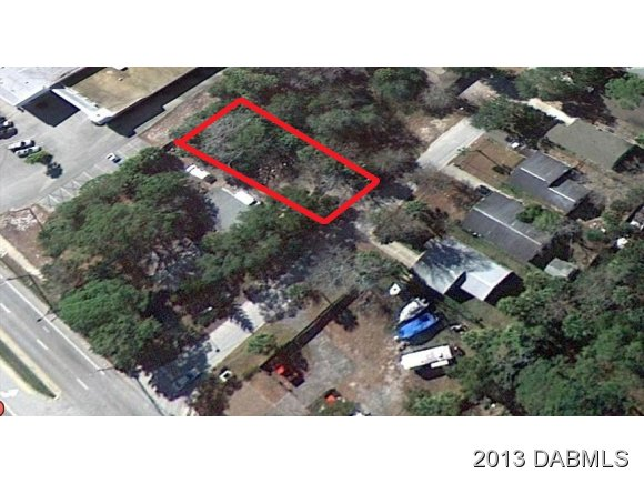 Land for Sale, ListingId:25527734, location: 246 Washington Pl Ormond Beach 32174