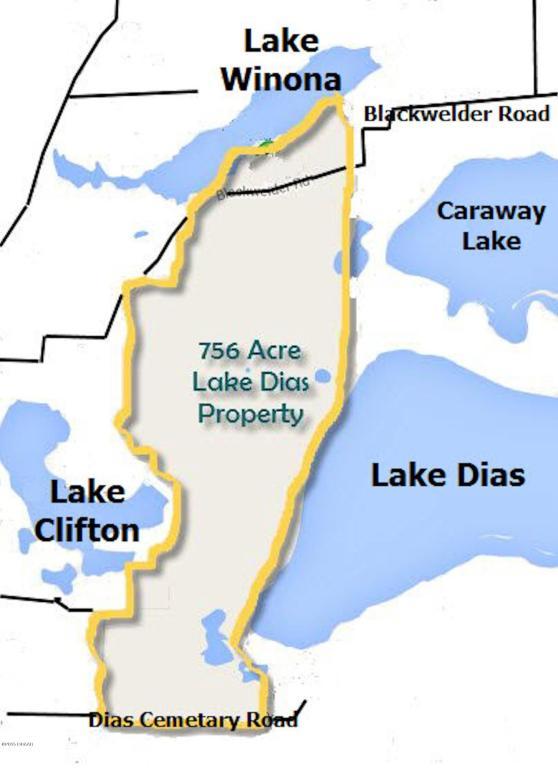 1104 Blackwelder Rd, De Leon Springs, FL 32130