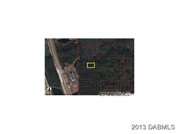 Land for Sale, ListingId:25981232, location: 0 Avenue Z Paper Ormond Beach 32174