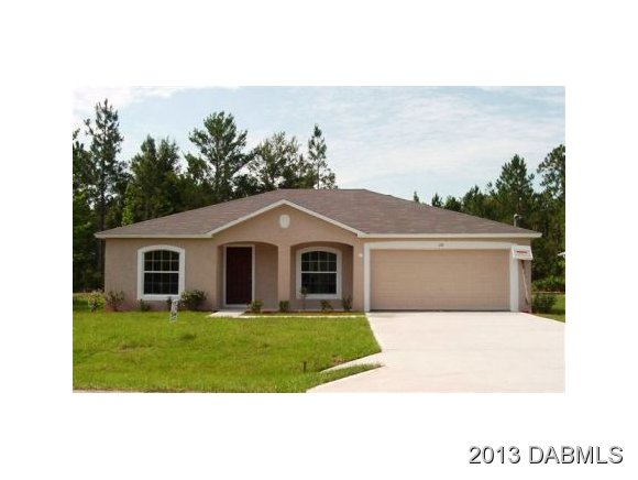 Rental Homes for Rent, ListingId:26176218, location: 38 Richland Ln Palm Coast 32164