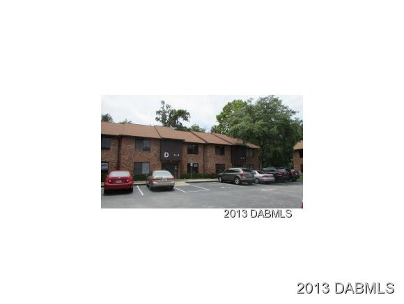 Commercial Property for Sale, ListingId:26290552, location: 555 Granada Blvd Unit D-12 W Ormond Beach 32174