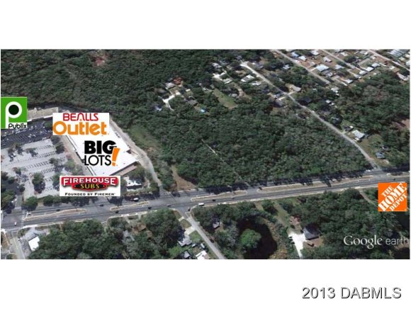 Land for Sale, ListingId:26290553, location: 0 State Road 44 New Smyrna Beach 32168