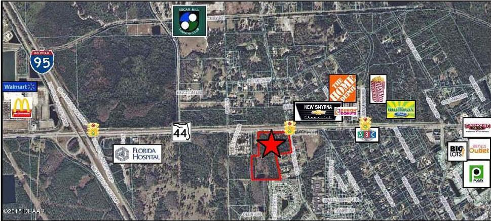 Land for Sale, ListingId:26461280, location: 0 State Road New Smyrna Beach 32168