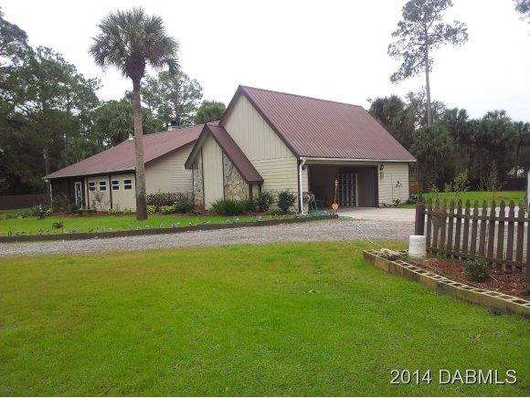160 County Road 200, Bunnell, FL 32110
