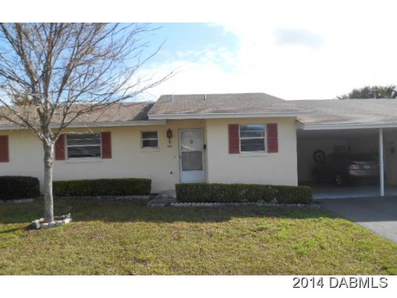 Single Family Home for Sale, ListingId:26872379, location: 933 Bent Tree Blvd Deland 32724