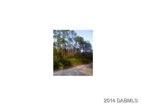 Land for Sale, ListingId:27130868, location: 480 Juniper Ln Ormond Beach 32174