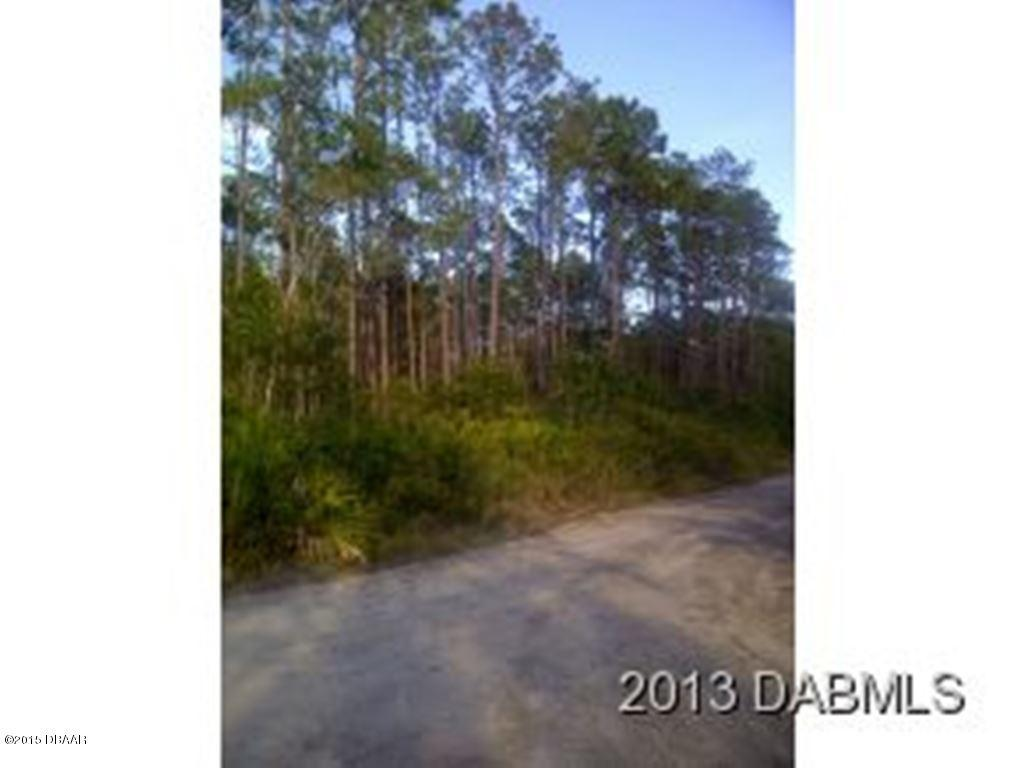 Land for Sale, ListingId:27130868, location: 480 Juniper Lane Ormond Beach 32174
