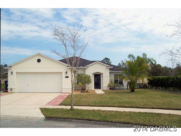 Real Estate for Sale, ListingId:27173055, location: 169 Springberry Ct Daytona Beach 32124
