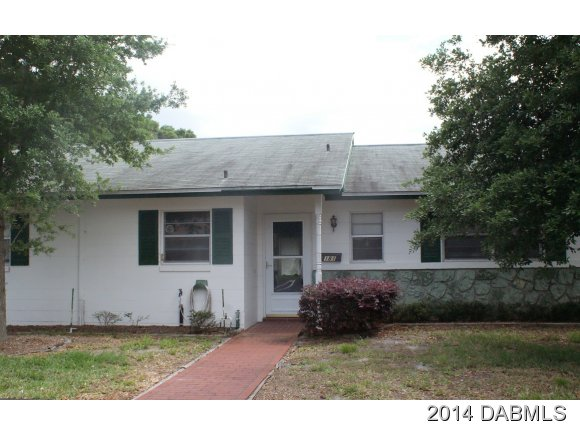 Single Family Home for Sale, ListingId:27633738, location: 181 Hill Ave N Deland 32724