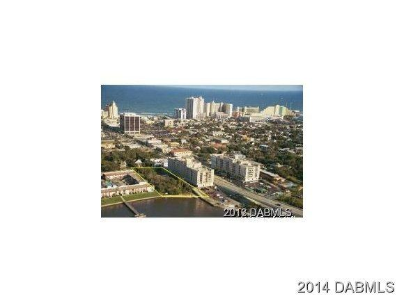 Land for Sale, ListingId:27957286, location: 613 Halifax Ave N Daytona Beach 32118