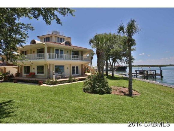 Real Estate for Sale, ListingId: 28493297, Ponce Inlet,FL32127