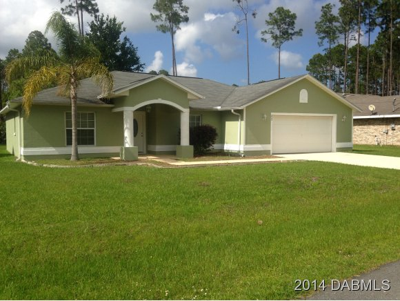 22 Ethel Ln, Palm Coast, FL 32164