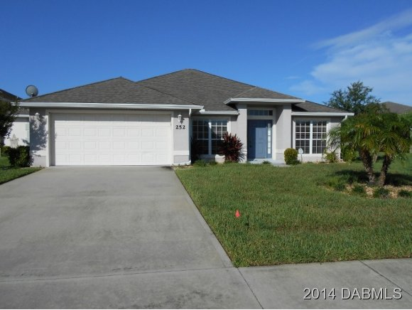 Rental Homes for Rent, ListingId:28962705, location: 252 Perfect Dr Daytona Beach 32124