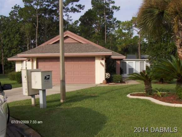 Rental Homes for Rent, ListingId:28973932, location: 124 Bob-O-Link Cir Daytona Beach 32114
