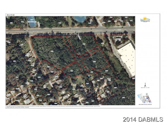 Land for Sale, ListingId:29091952, location: 0 State Road 44 & Walker Dr New Smyrna Beach 32168