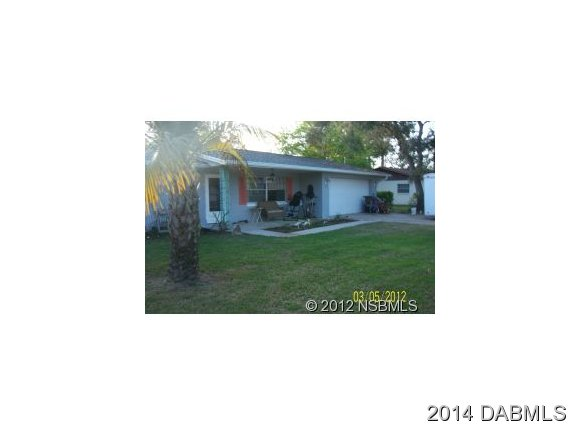 One of New Smyrna Beach 3 Bedroom Foreclosure Homes for Sale