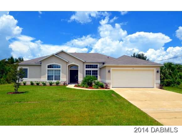 92 Luther Dr, Palm Coast, FL 32137