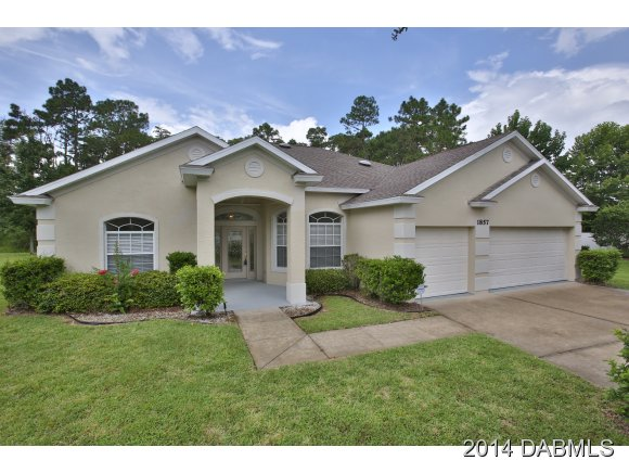 Real Estate for Sale, ListingId:29427746, location: 1857 Forest Preserve Ct Pt Orange 32128