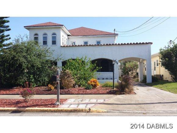 One of Daytona Beach 5 Bedroom Ocean View Homes for Sale