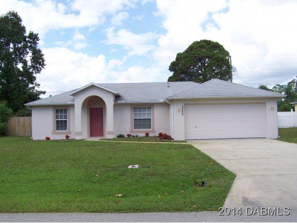 Real Estate for Sale, ListingId: 29654639, Edgewater,FL32141