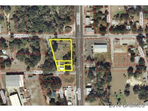 120 , 124,Lot S Us Hwy 1 & 120 Bell Ave, Oak Hill, FL 32759