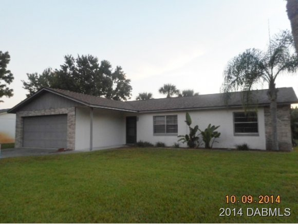 Featured Property in PT ORANGE, FL, 32129