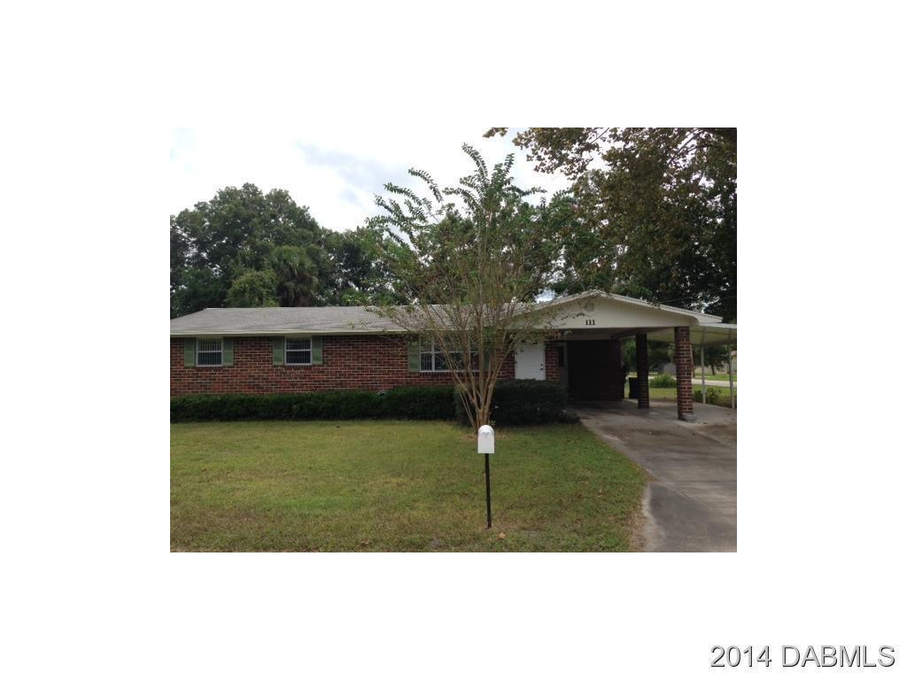 111 N Lemon St, Bunnell, FL 32110