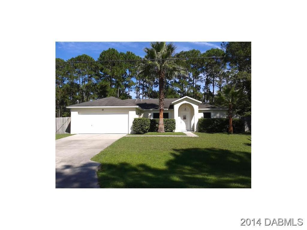 43 Price Ln, Palm Coast, FL 32164
