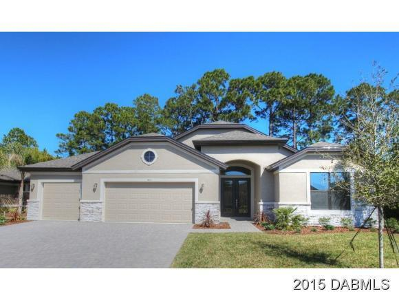 One of Ormond Beach 3 Bedroom Gated Homes for Sale