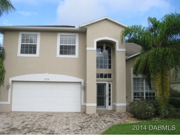 One of Daytona Beach 4 Bedroom Golf Course Homes for Sale