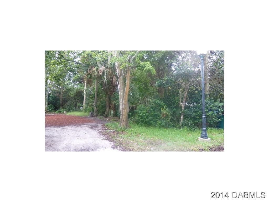 Land for Sale, ListingId:30395107, location: 246 Washington Pl Ormond Beach 32174