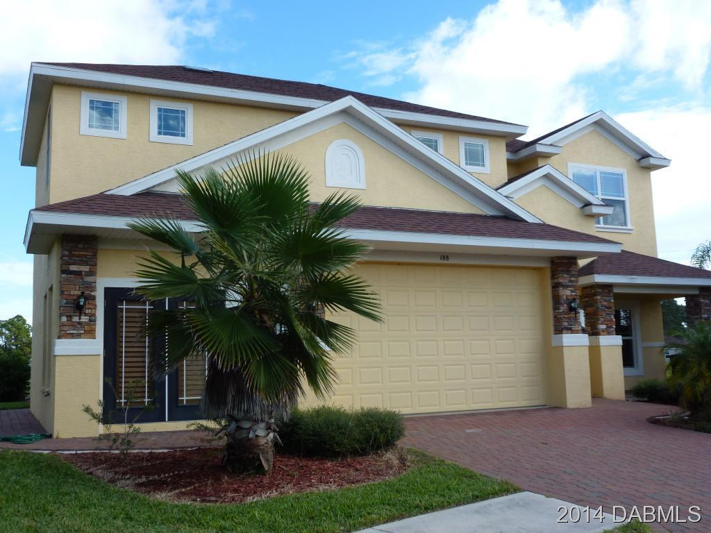 One of Palm Coast 4 Bedroom Waterfront Homes for Sale