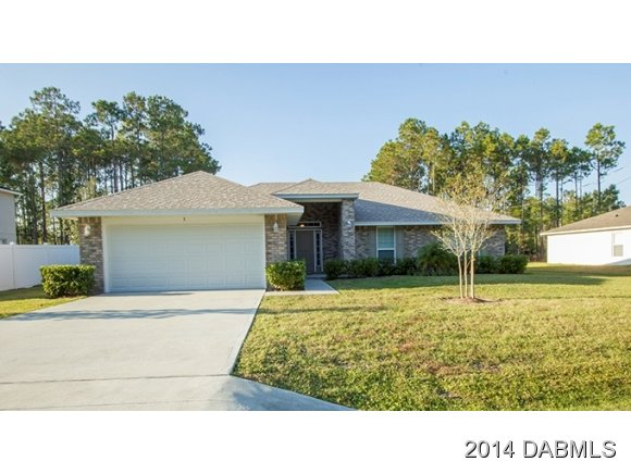 3 Squanto Pl, Palm Coast, FL 32164