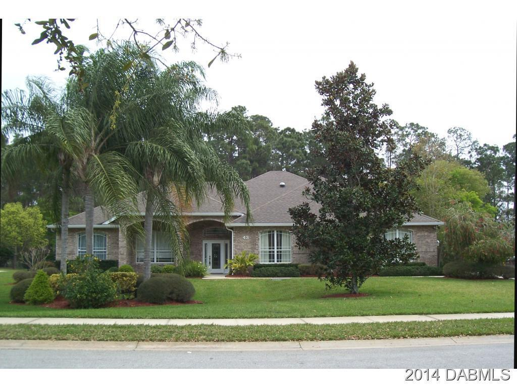 Real Estate for Sale, ListingId:30699659, location: 43 Cambridge Trce Ormond Beach 32174