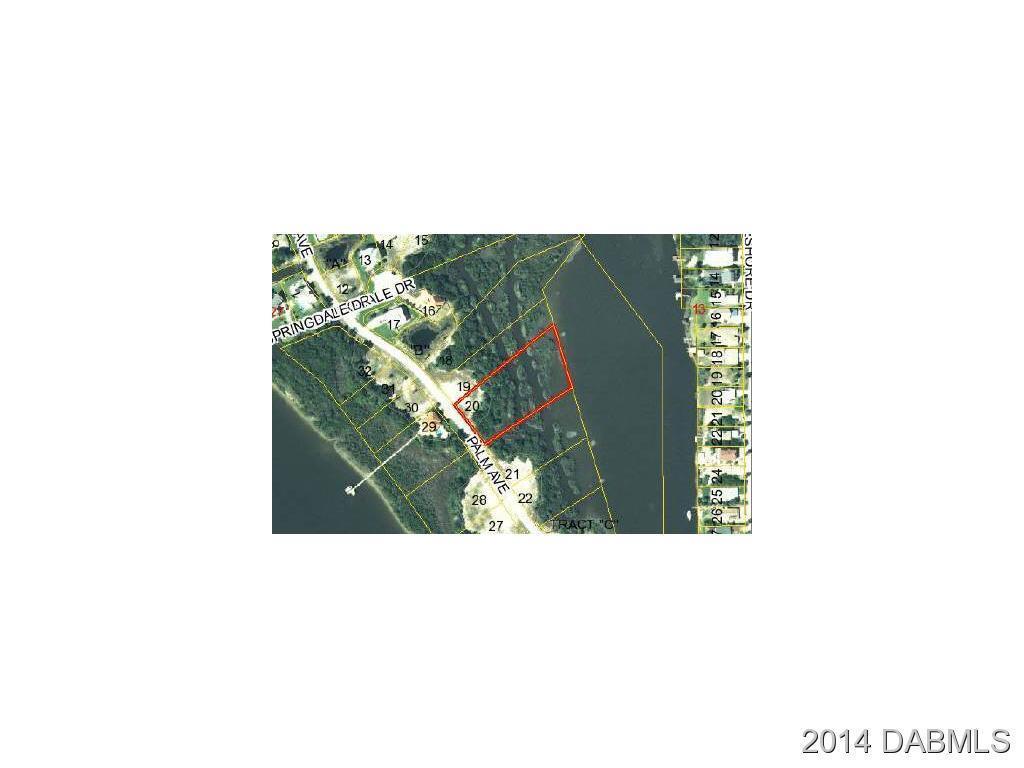 Palm Ave, Flagler Beach, FL 32136
