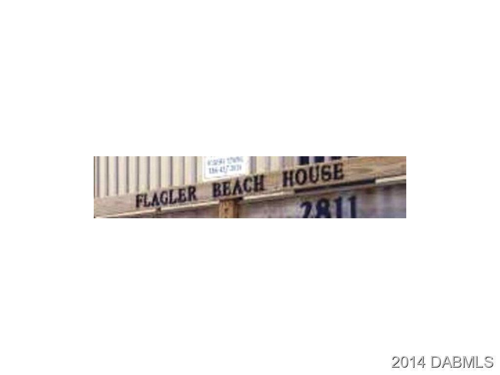 2811 S Oceanshore Blvd, Flagler Beach, FL 32136