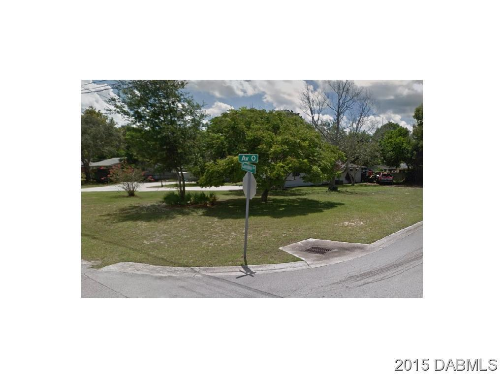 Land for Sale, ListingId:31300235, location: 0 Carolina Ave Ormond Beach 32174