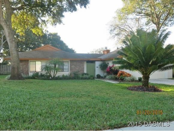 Real Estate for Sale, ListingId:31360422, location: 941 Northbrook Dr Ormond Beach 32174