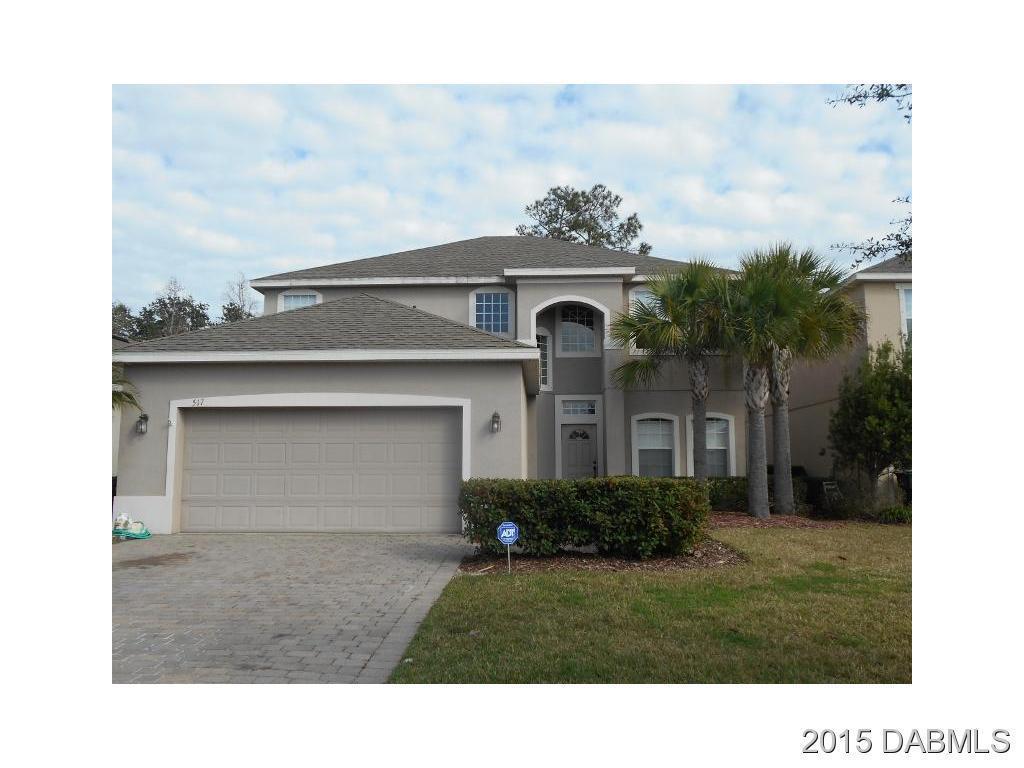 Rental Homes for Rent, ListingId:31376336, location: 517 Champion Ridge Drive Daytona Beach 32124