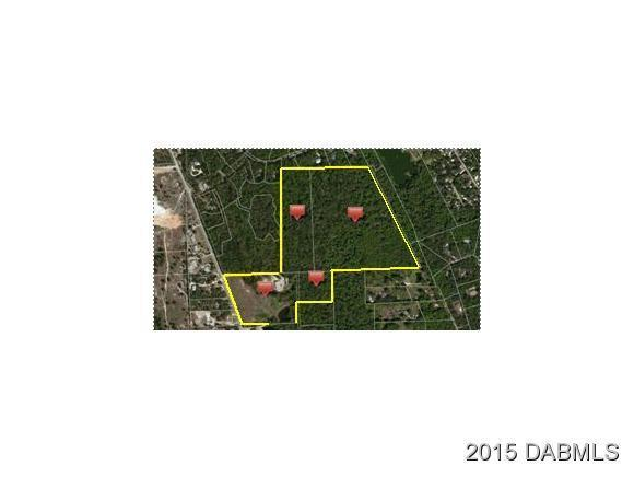 Land for Sale, ListingId:31492589, location: 2360 S Glencoe Road New Smyrna Beach 32168