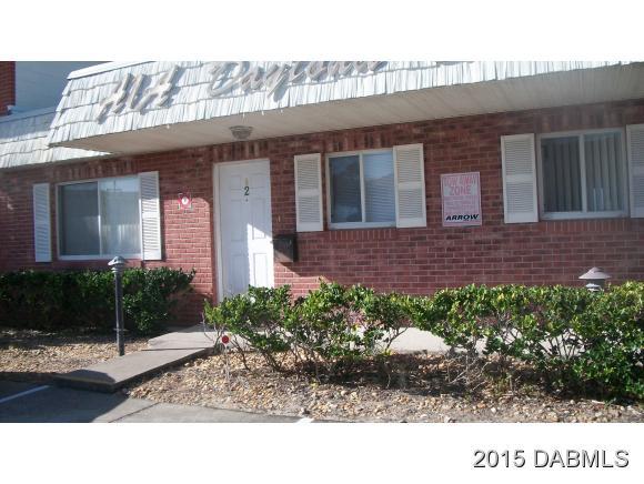 Rental Homes for Rent, ListingId:31525605, location: 3716 South Atlantic Ave #a1 Daytona Beach Shores 32118