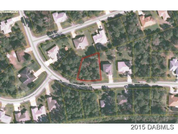 Land for Sale, ListingId:31620957, location: 13 Pittman Drive Palm Coast 32164