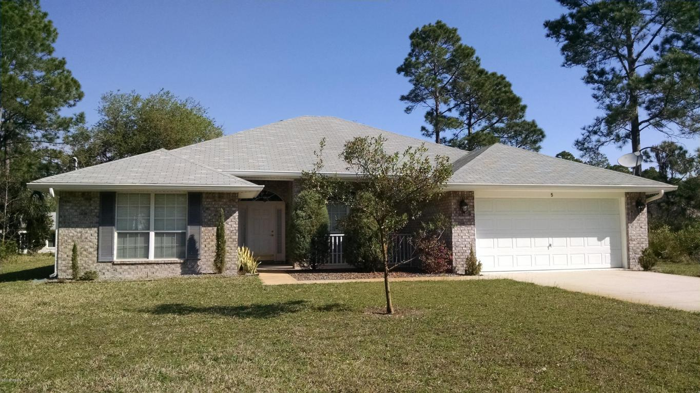 Rental Homes for Rent, ListingId:31621405, location: 5 Smoke Tree Pl Palm Coast 32164