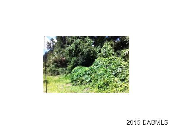 Land for Sale, ListingId:31621753, location: 510 Euclid Ave E Deland 32724